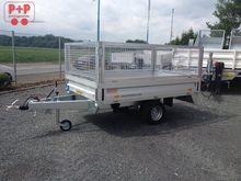 Humbaur HU 152314 mesh sides