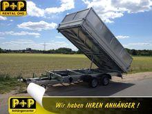 Humbaur HTK 3500.41 AL Three-wa