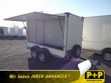 Humbaur HK 203015 with sales fl