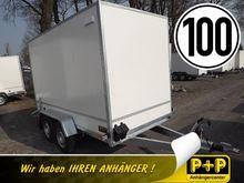 Cargo Trailers PPK 203015 100km