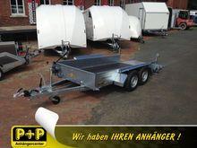 Used Humbaur Senko 3