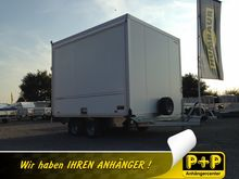 Humbaur HKN 303024-22S Pedestri