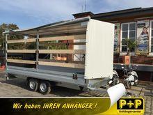 Humbaur HT 305121 with tarpauli