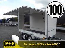 Cargo Trailers VK 203015 100km