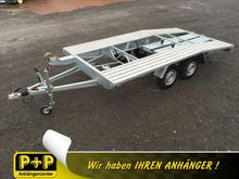 Cargo Trailers Orca 2.700kg - P
