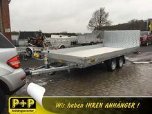Used Humbaur MTK 354