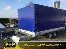 Used . Humbaur MTK 3