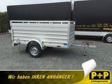 Koch U4 aluminum lid trailers w