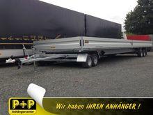 Used Humbaur HD 3581