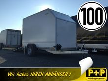 Cargo Trailers PPK 133015-18P -