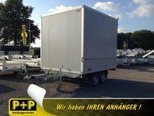 Used Humbaur HKN 352