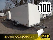 Cargo Trailers PPK 273615 100km