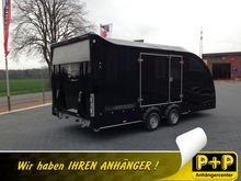 Brian James Trailers - Race Tra