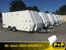Brian James Trailers Race Sport