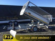Eduard rear tipper 1.500kg 260x