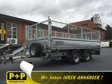 Nugent T3718H rear tipper with