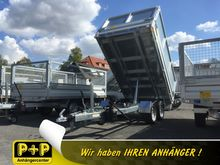 Humbaur HUK 202715 Backhoe with