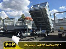 Humbaur HUK 202 715 rear tipper