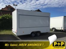 Sales trailer 420x200x230 2,0to