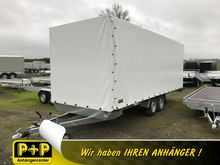 306 020 - flatbed with tarpauli