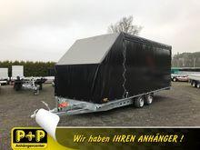 Eduard Racetransporter 6x2,2 -