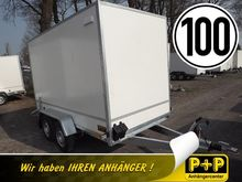 Used Cargo Trailers