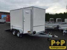 Cargo Trailers PPK 273 015 100k