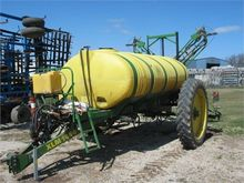 2001 SPRAYER SPECIALTIES XLM160