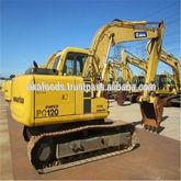 2011 Komatsu pc120-6 excavator