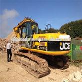 2011 Japan JS220 excavator