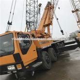 2011 50t truck crane