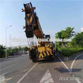 Grove 100t rough terrain crane