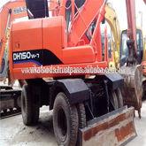 2011 Doosan DH150W-7 excavator