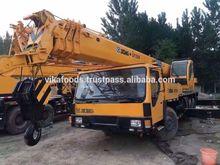2011 used 25t telescopic crane