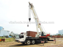 2011 Zoomlion Used  QY70V 70t t