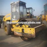 2010 Sanming 20t road roller