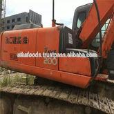 2011 Hitachi ZX200 excavator