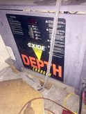 Excide Depth 36V Battery Charge