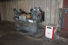 GARDNER DENVER 15hp Air Compres