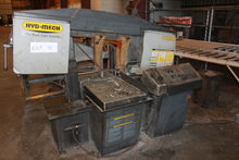 HYD-MECH Scissor type Band Saw