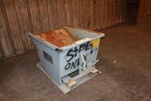 WRIGHT Self Dumping Hopper #89