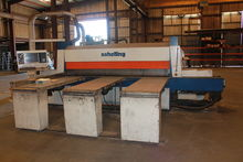10ft SCHELLING CNC Panel Saw #1