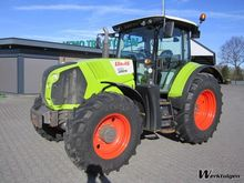 2013 Claas Arion 620 CIS