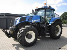 2011 New Holland T8.330 UC