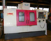 2000 YANG #SMV-1000 CNC VERTICA