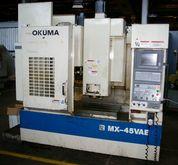 2000 OKUMA #MX-45VAE CNC VERTIC