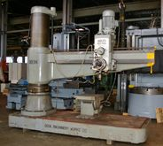 "1976 8' X 19"" OOYA RADIAL DRILL"