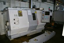 2000 HAAS SL20T CNC TURNING CEN