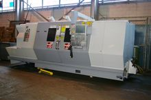 2007 HAAS #SL40LB BIG BORE CNC