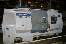 1994 MORI SEIKI #SL45C CNC TURN